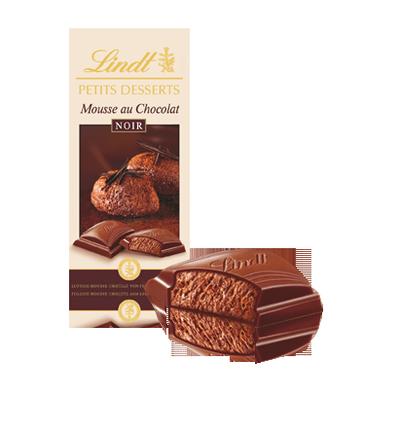 lindt choklad mousse