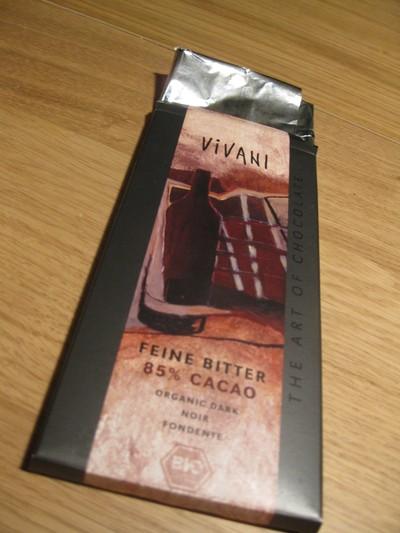 vivani mörk choklad