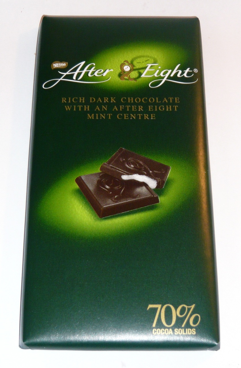 After Eight 70%-chokladkaka