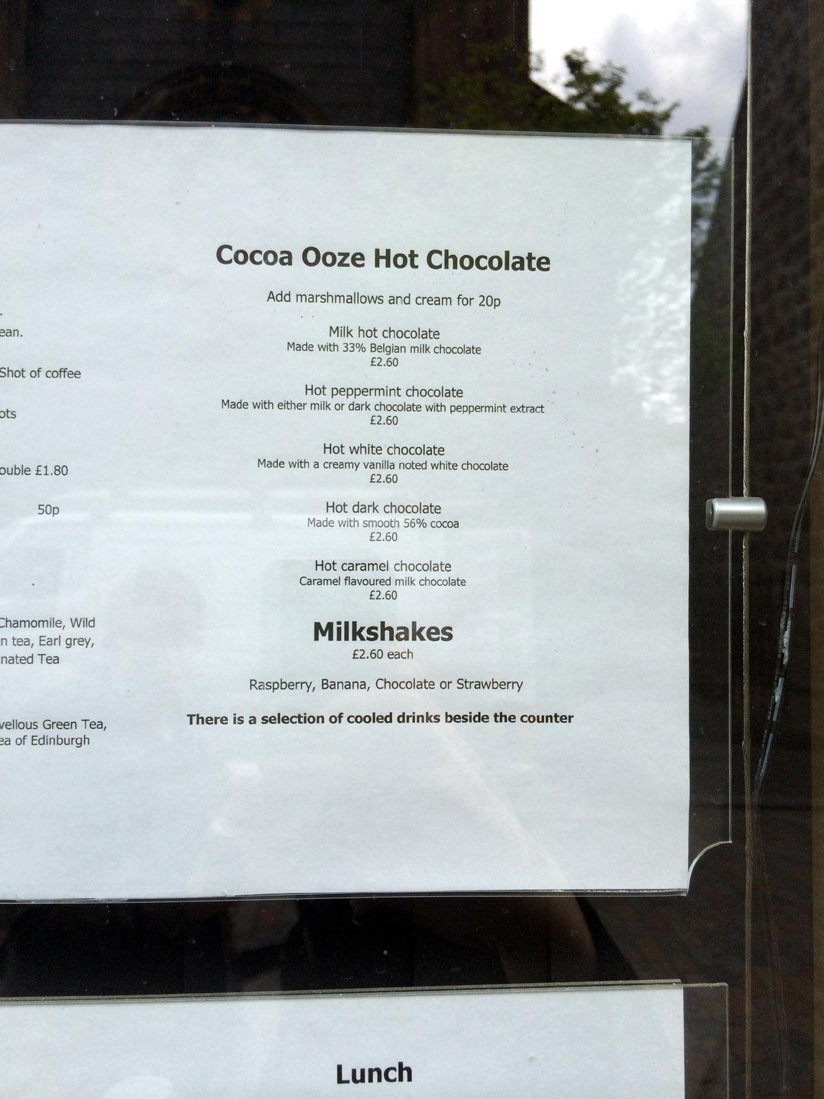 07 cocoa ooze