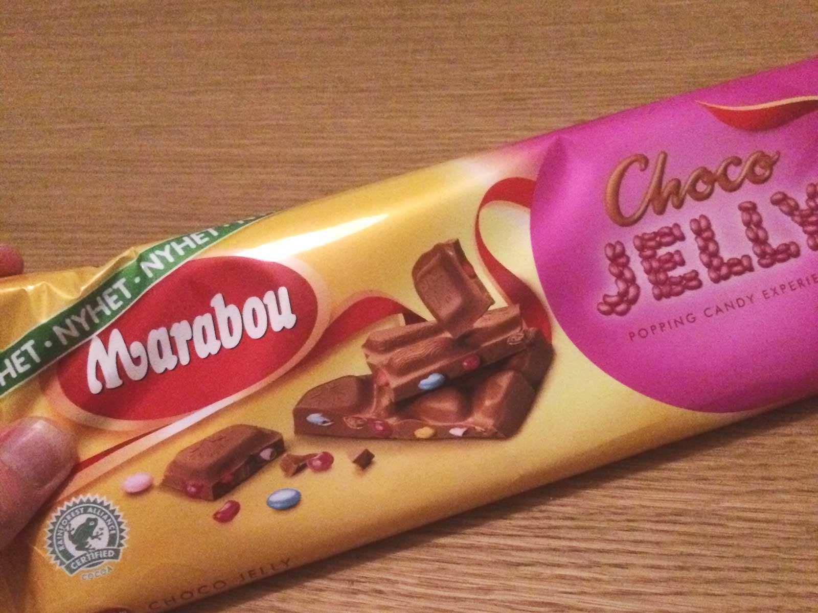 Marabou Choco Jelly