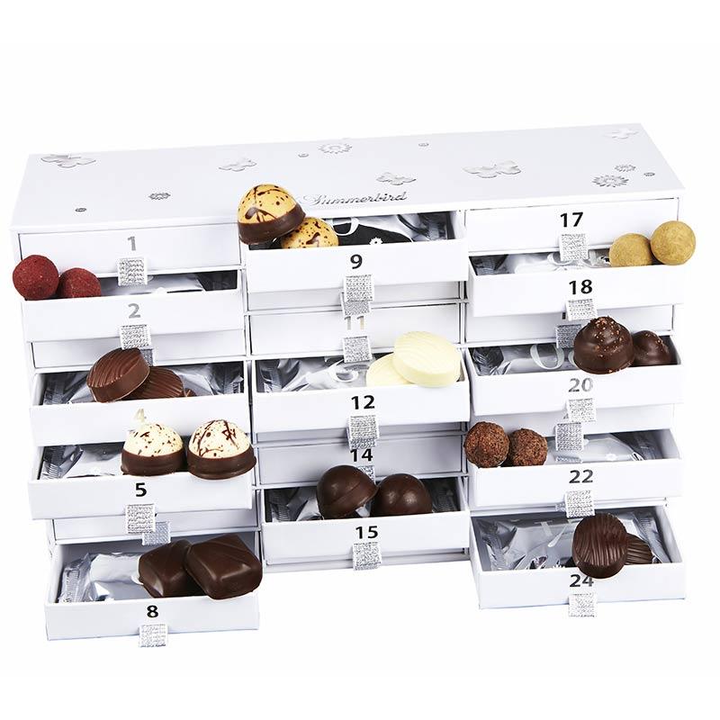 summerbird-chokladkalender-lyx