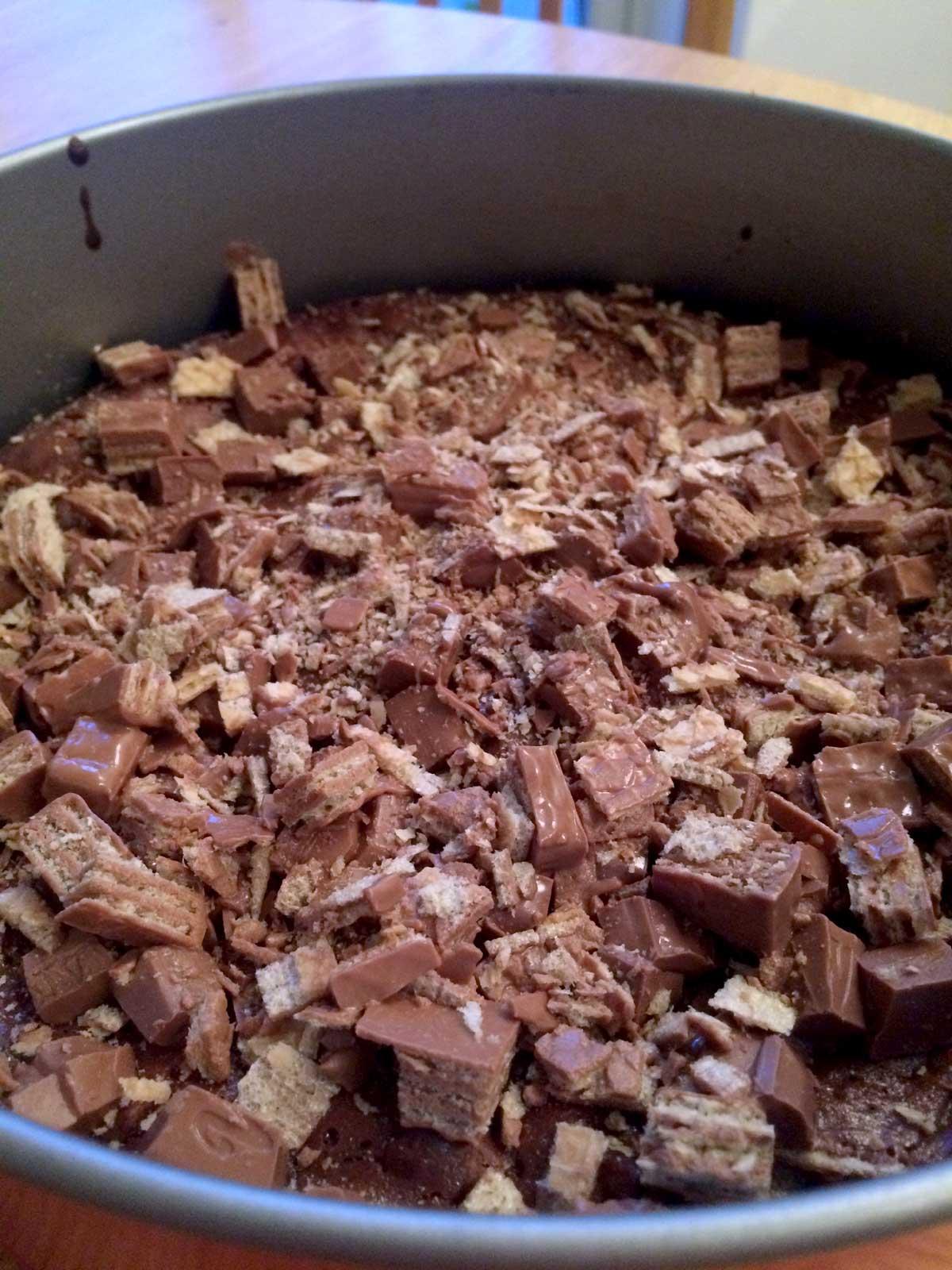 Kexchokladkladdkaka