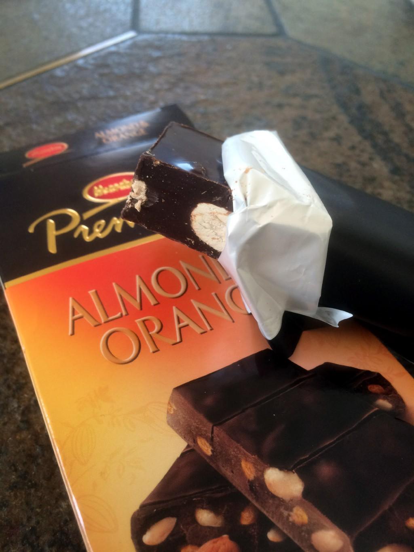 Marabou Premium Almond & Orange
