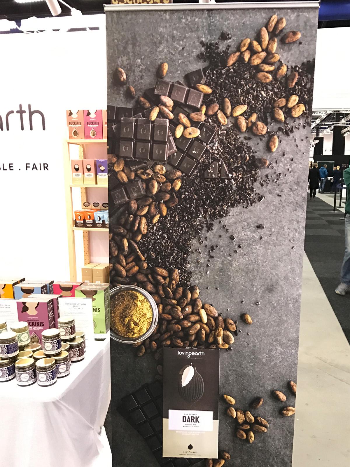 LovingEarth på Bak- och Chokladfestivalen
