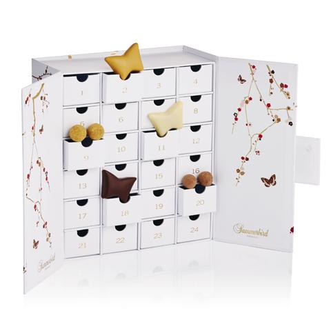 Summerbirds Chokladkalender Byrå Deluxe Extra Allt