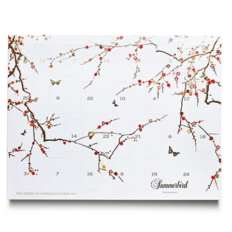 Summerbird Chokladkalender för Vuxna