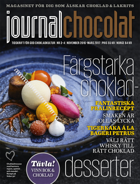 Journal Chocolat Nr 3 & 4 2016