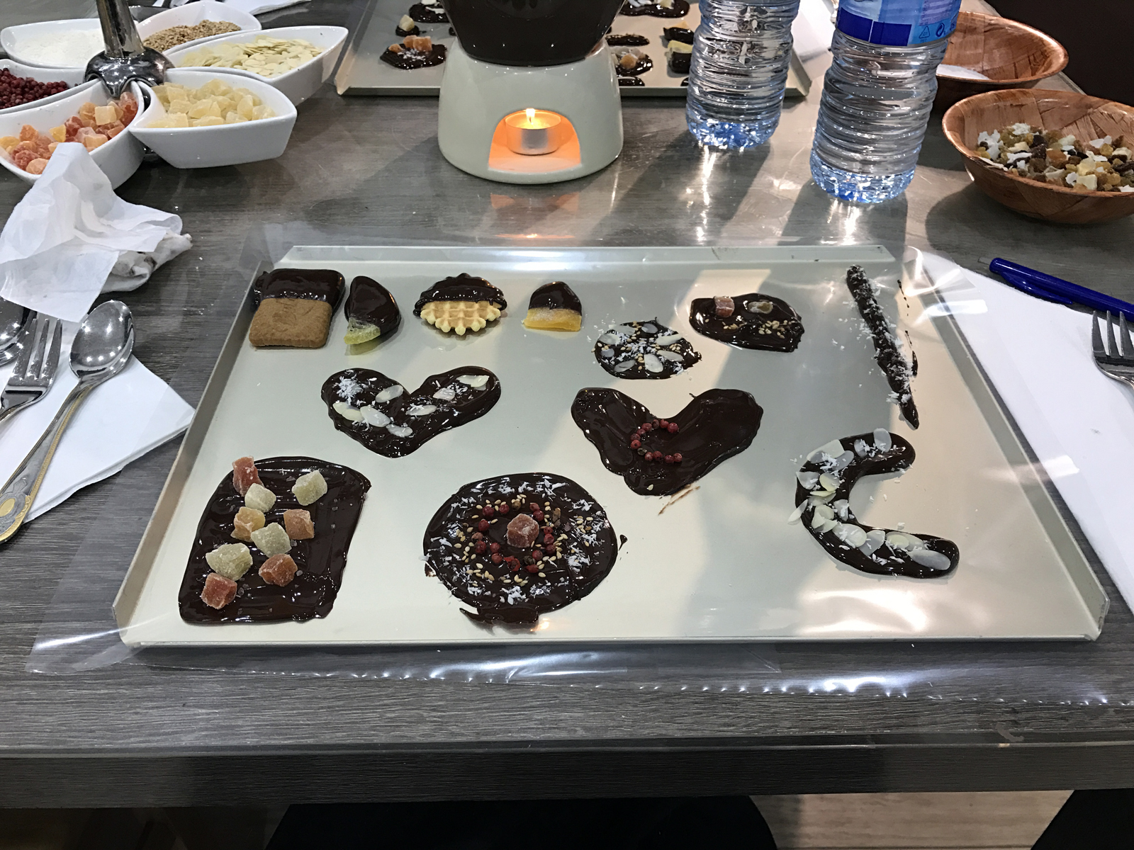 Chokladworkshop