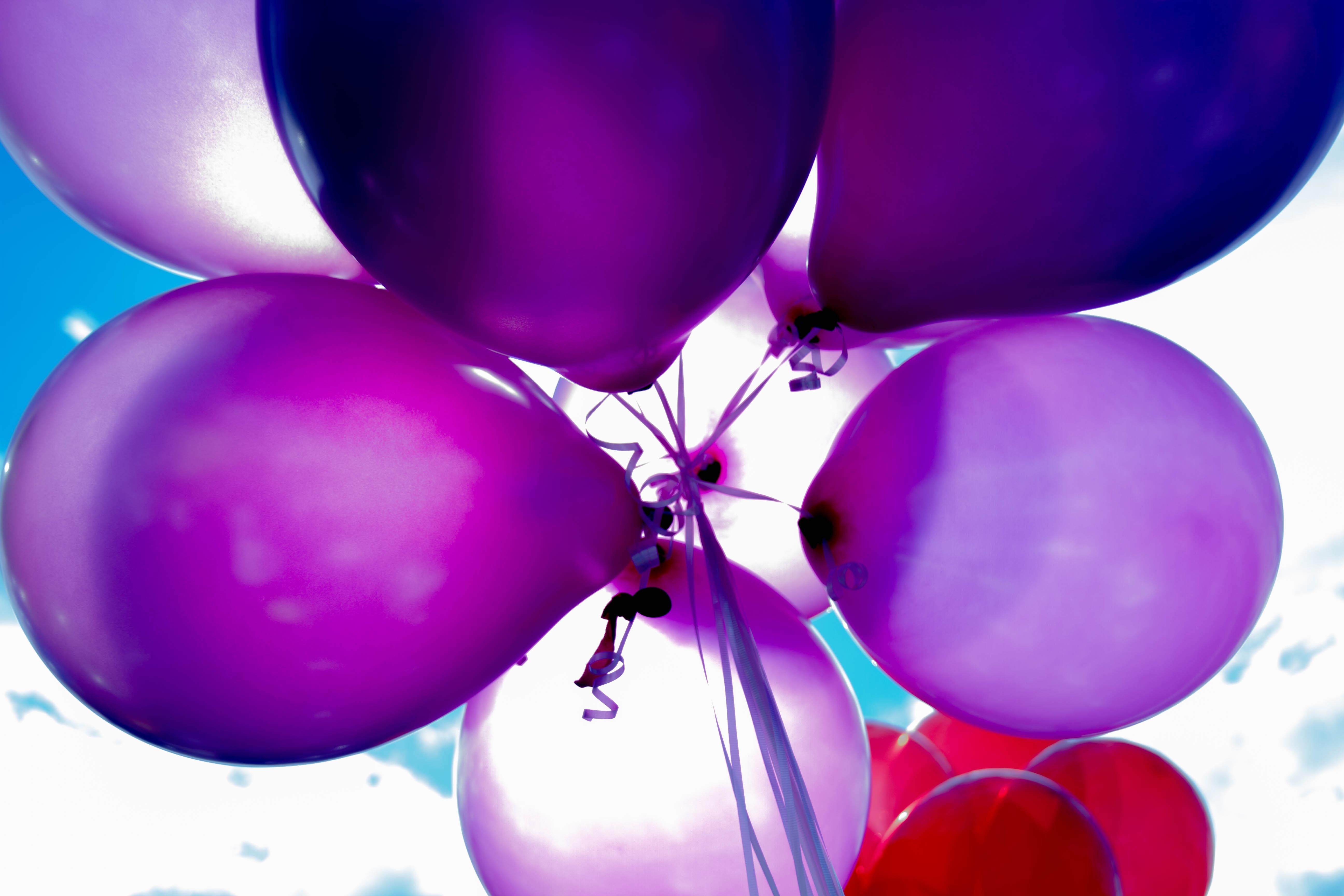 Födelsedagsballonger