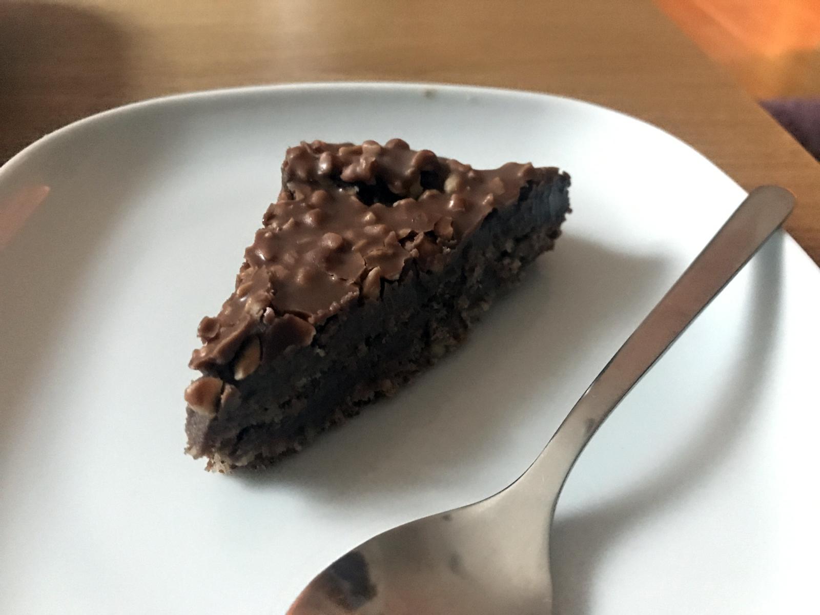 Almondy Chokladtårta Marabou Schweizernöt