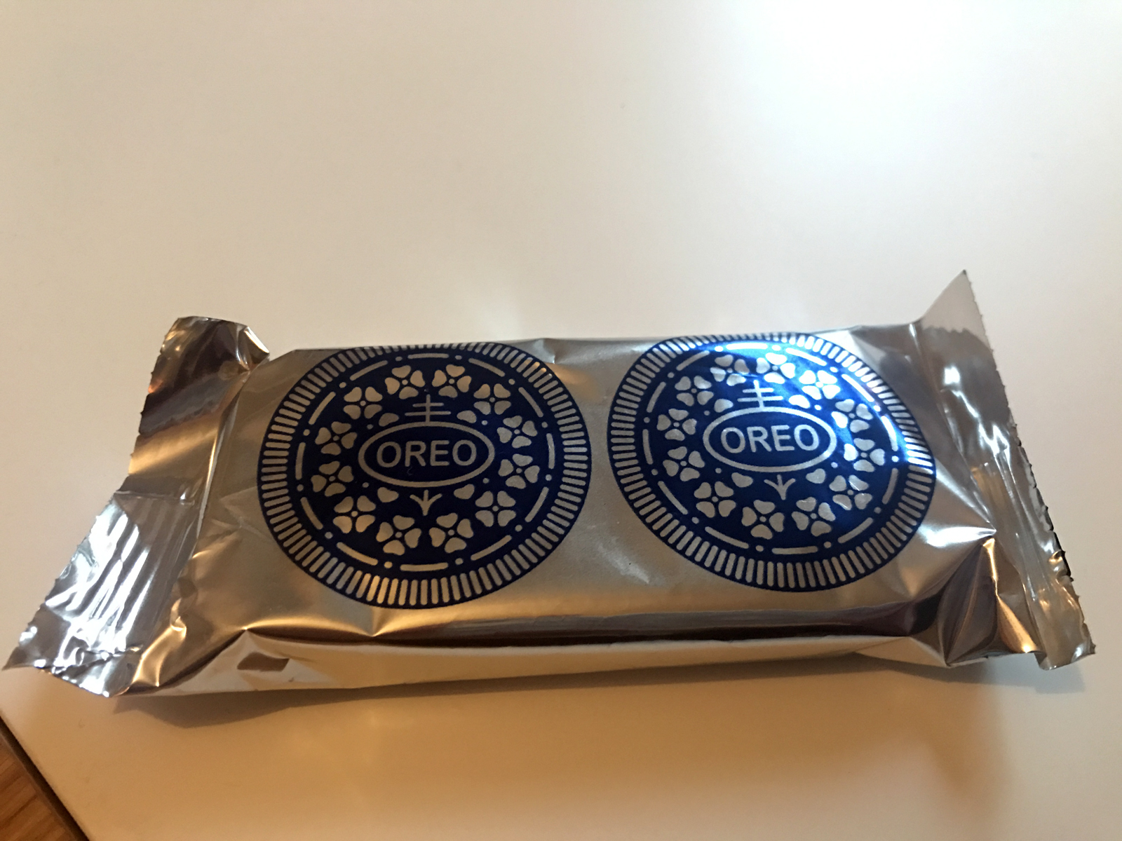 Chokladöverdragna Oreos