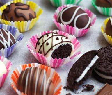 Oreo-chokladägg från Ica