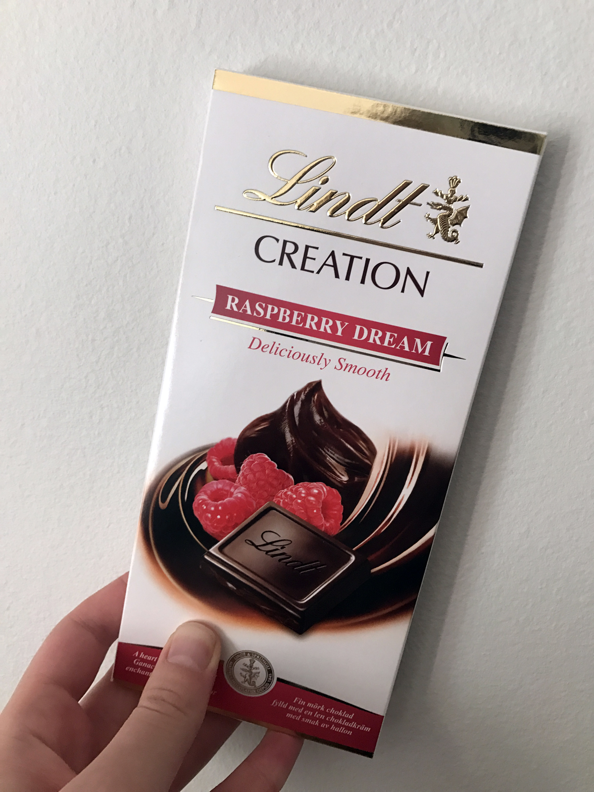 Lindt Creation Raspberry Dream