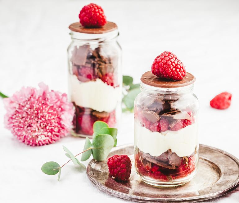Sommartrifle från choklad från Ica